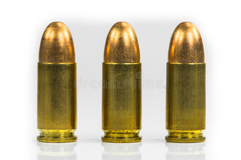 bullets image stock