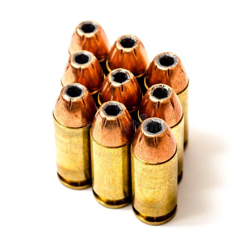 bullets photo stock