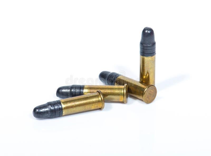 bullets photographie stock libre de droits