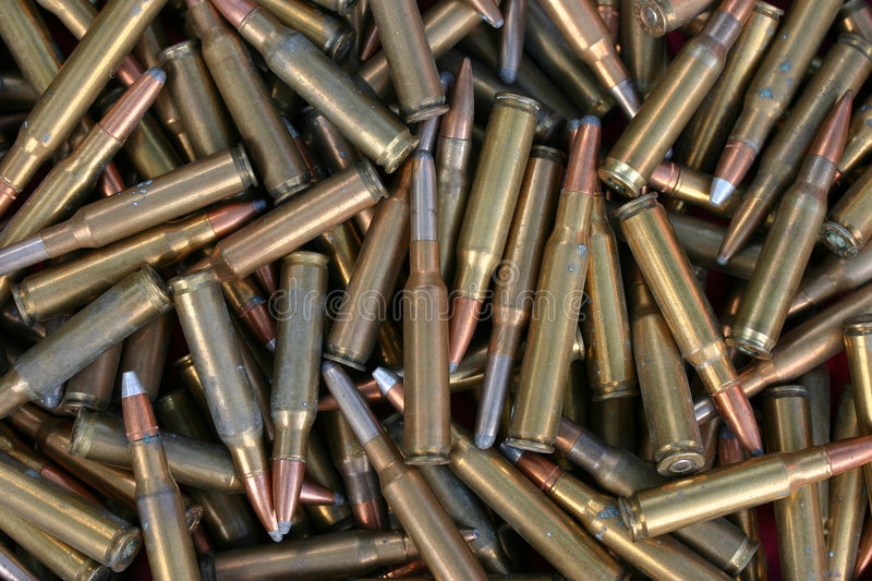 Bullets Background royalty free stock images
