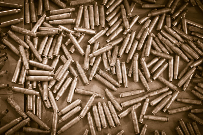 Bullets Background Royalty Free Stock Photo