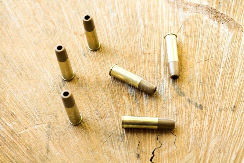 bullets pneumatique Pistolet pneumatique photo stock
