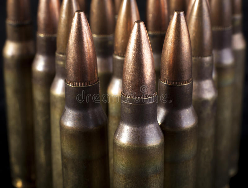 Download Bullets Triangle stock photo. Image of armed, m, caliber - 31996920