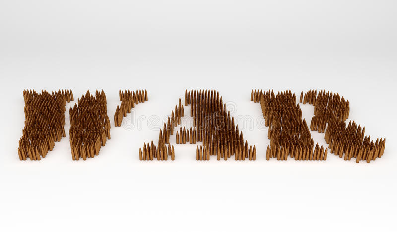 Download Bullets War Logo Royalty Free Stock Image - Image: 23003266