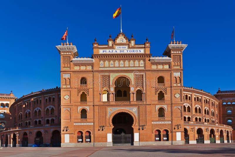 Bullfighting arena w Madryt Hiszpania zdjęcie royalty free