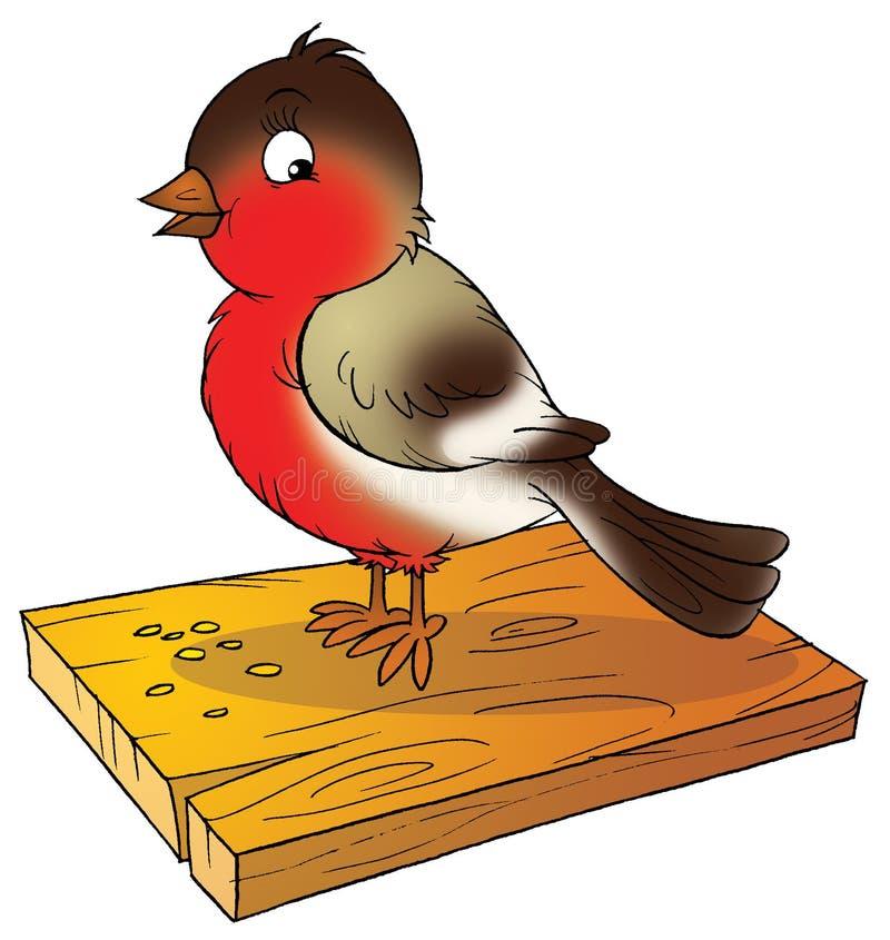 bullfinch иллюстрация штока