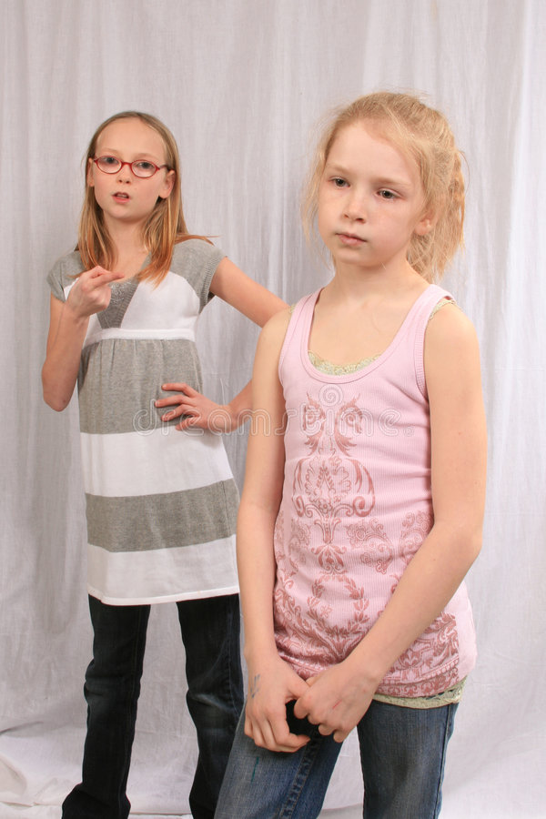Bullies fotografia stock libera da diritti