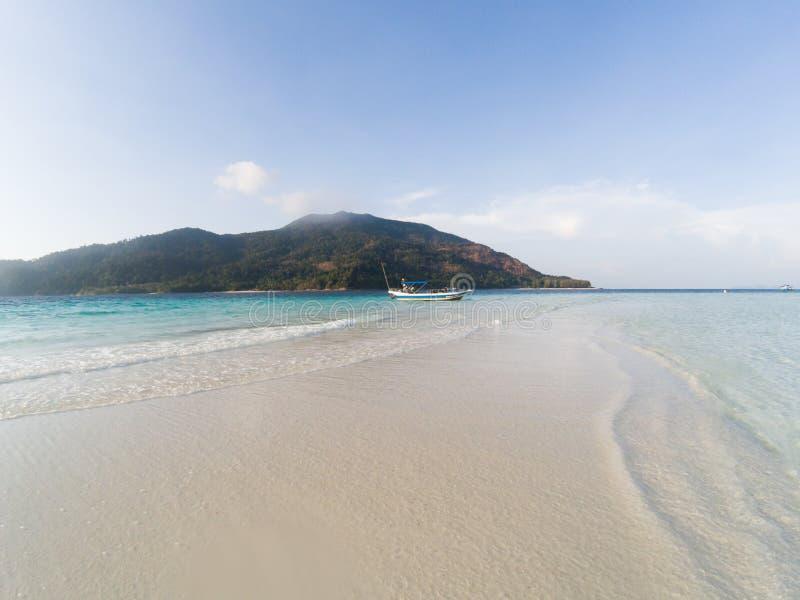 bullow plaża, Koh Lipe, Tajlandia zdjęcie stock