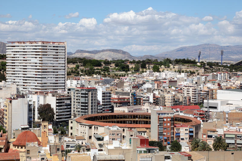 Download Bullring In The City Of Alicante Stock Photo - Image: 24752956