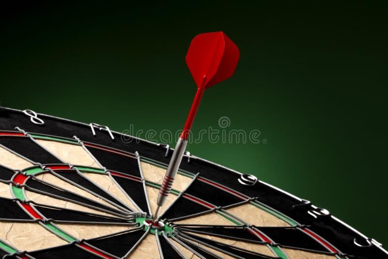 Bullseye! royalty free stock images