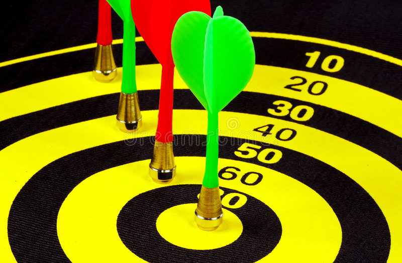 Download Bullseye stock image. Image of target, background, mark - 182149