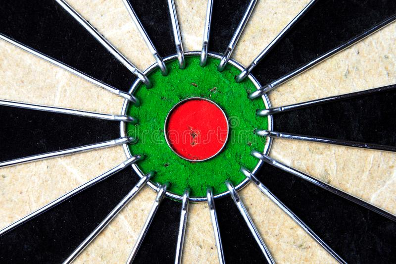 Bullseye royalty free stock image