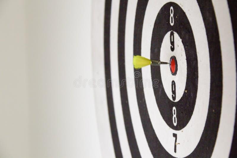 bullseye στοκ φωτογραφία