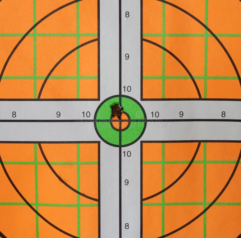 Download Bullseye Bullet Hole stock image. Image of ammunition - 11793405