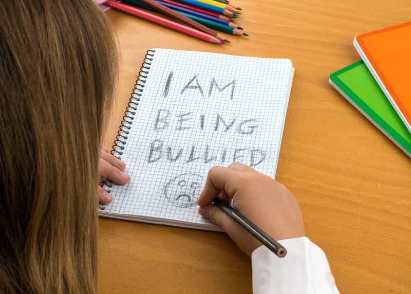 bullying imagem de stock royalty free