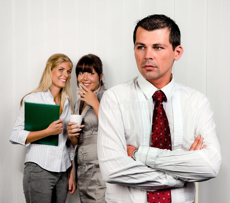 Download Bullying In The Workplace Office Stock Photo - Image: 15589536