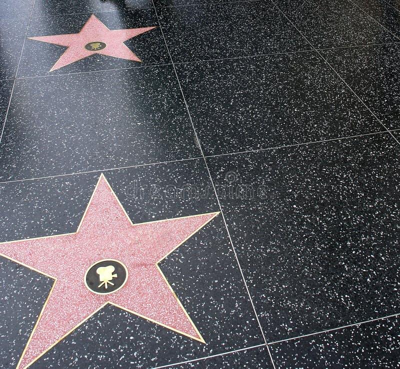 bulwar gwiazdy zdjęcia stock