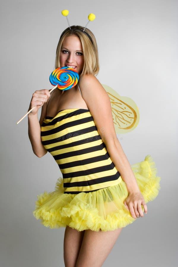 Download Bumblebee Halloween Costume Stock Image - Image: 6261357