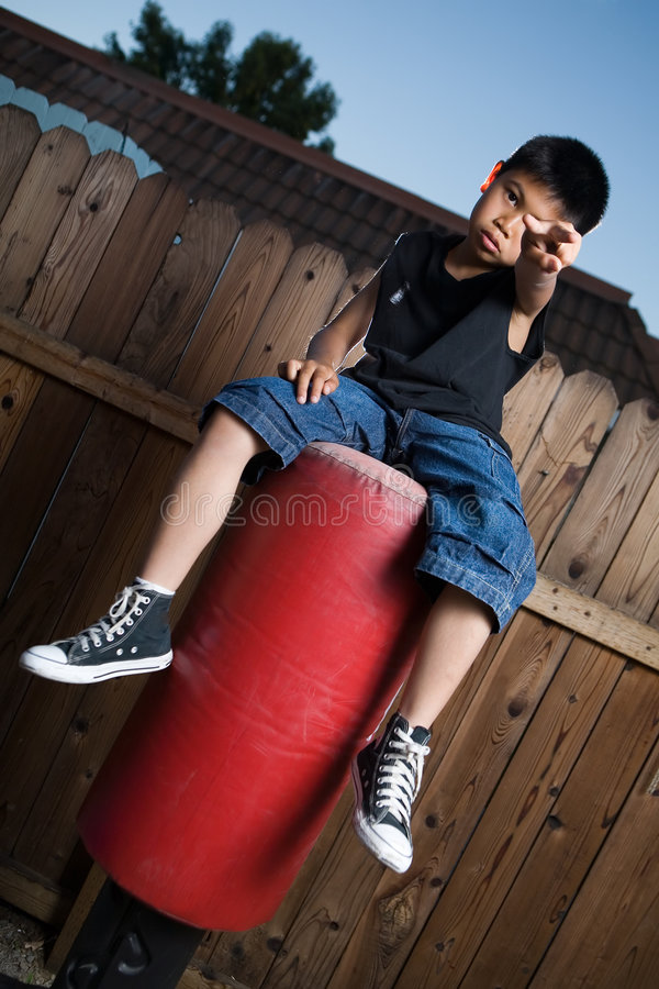 Download Bumming around stock photo. Image of punching, lifestyle - 2733622
