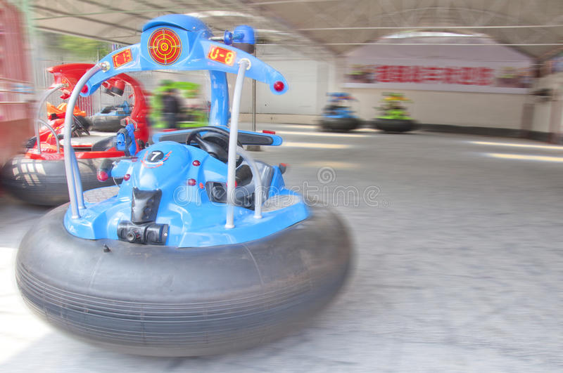 Download Bumper car stock image. Image of child, bumper, park - 39511853