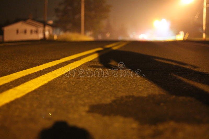 Bumps in the Road stock photos