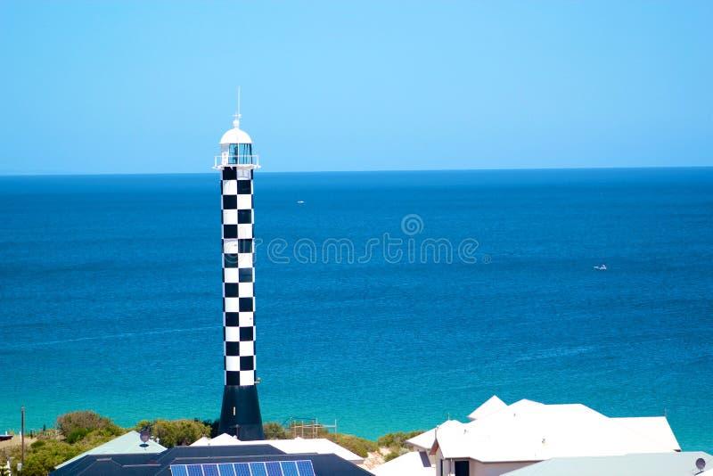Bunbury Lighthouse stock image