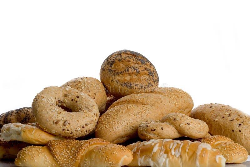 Bunch of bakery goods