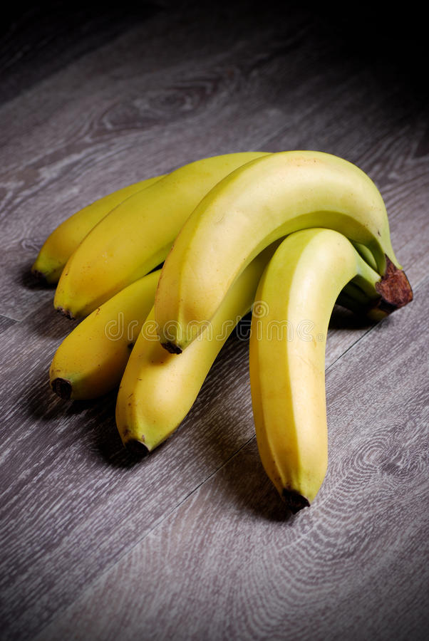 Download Bunch of bananas stock image. Image of food, closeup - 25038355