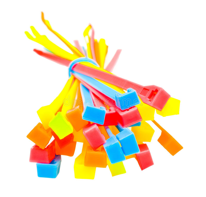 Bunch of cable ties