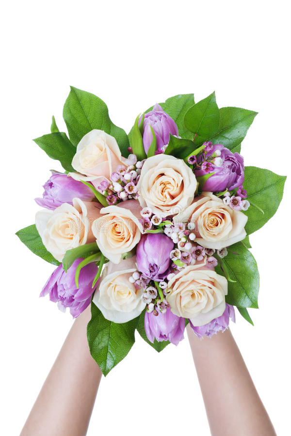 Download Bunch of flowers stock photo. Image of rose, giving, shot - 29979704