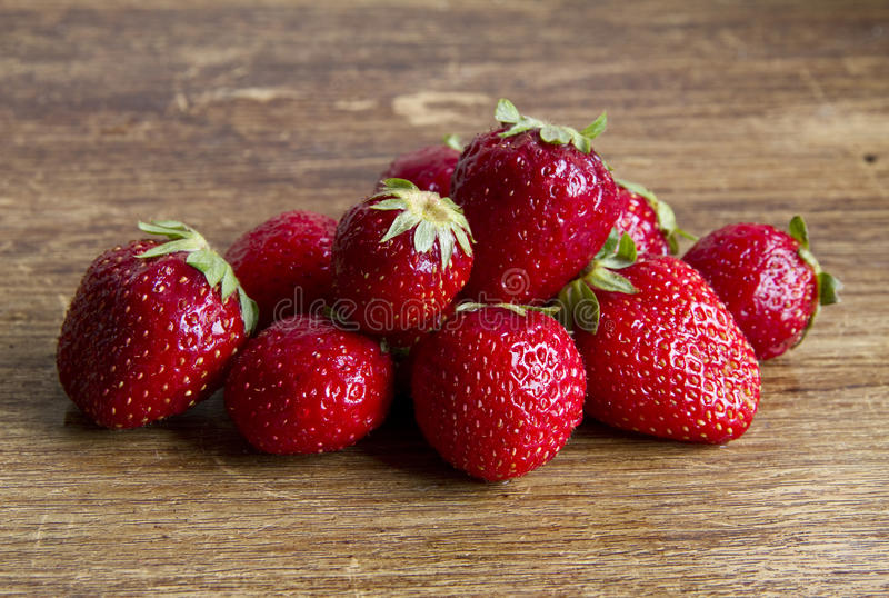 Download Bunch of strawberries stock image. Image of sweet, nobody - 24892453