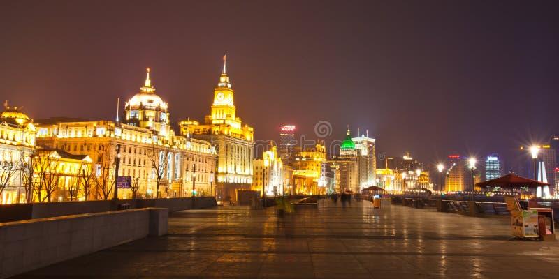 The Bund Of Shanghai 3 Royalty Free Stock Image