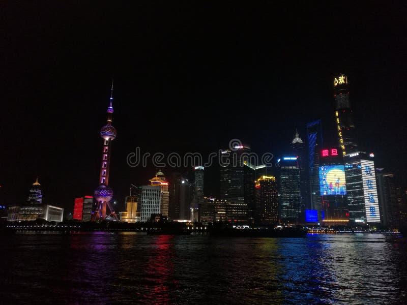 bund Shanghai obrazy stock