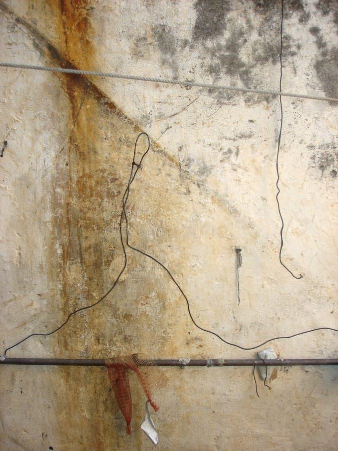 bunden vägg arkivbilder