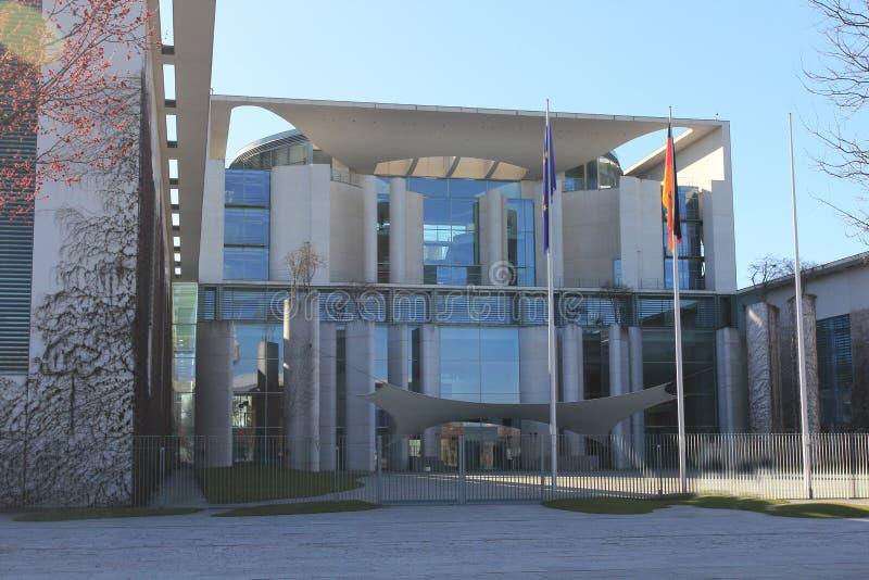 Bundeskanzlei Berlin Deutschland Germany stockbild