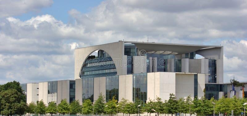 Download Bundeskanzleramt in Berlin stock image. Image of federal - 27396417