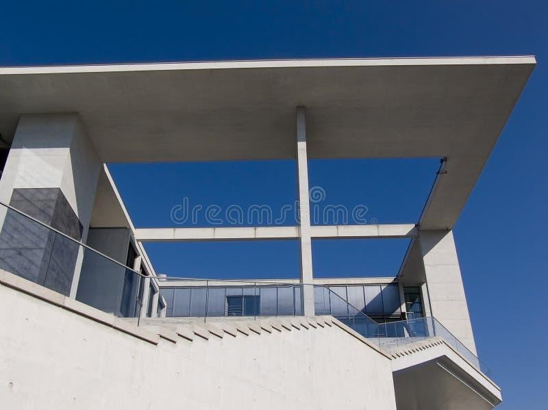 Bundestag stock image