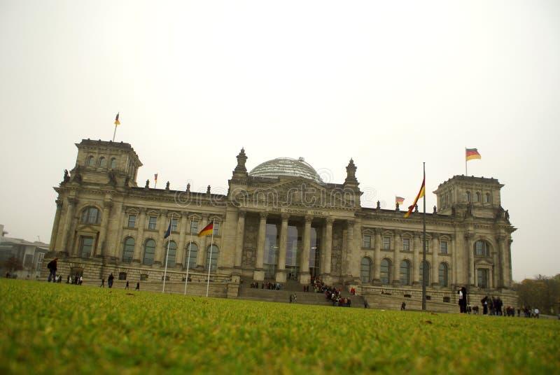 Bundestag Berlin royalty free stock photo