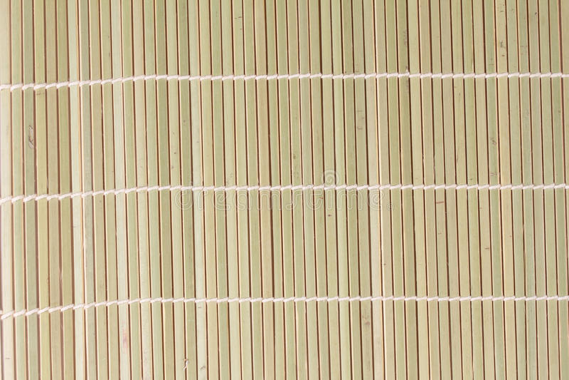 Bundet av torkad bambustjälkmodell i japansk stil royaltyfri foto