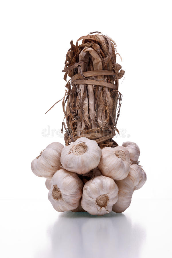 Download Bundle of garlic stock photo. Image of organic, healthy - 24513938