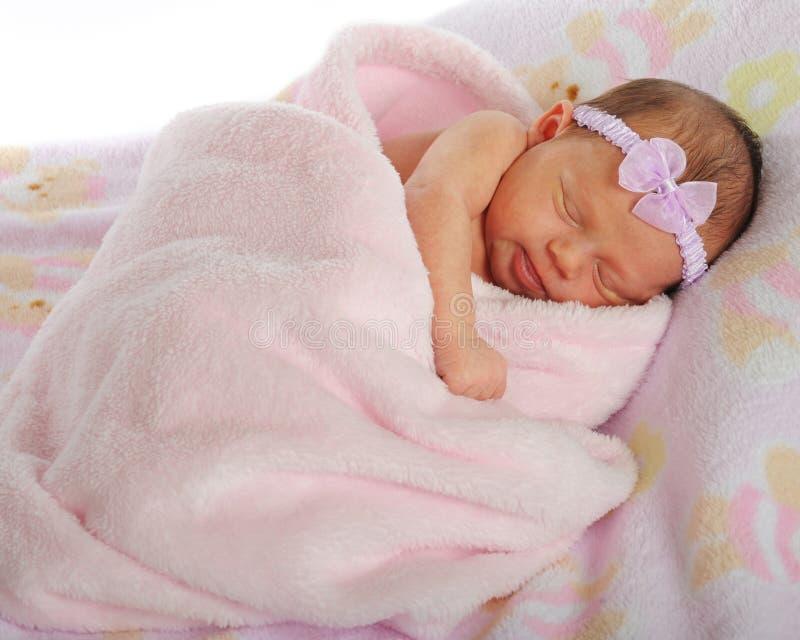 Bundled Newborn