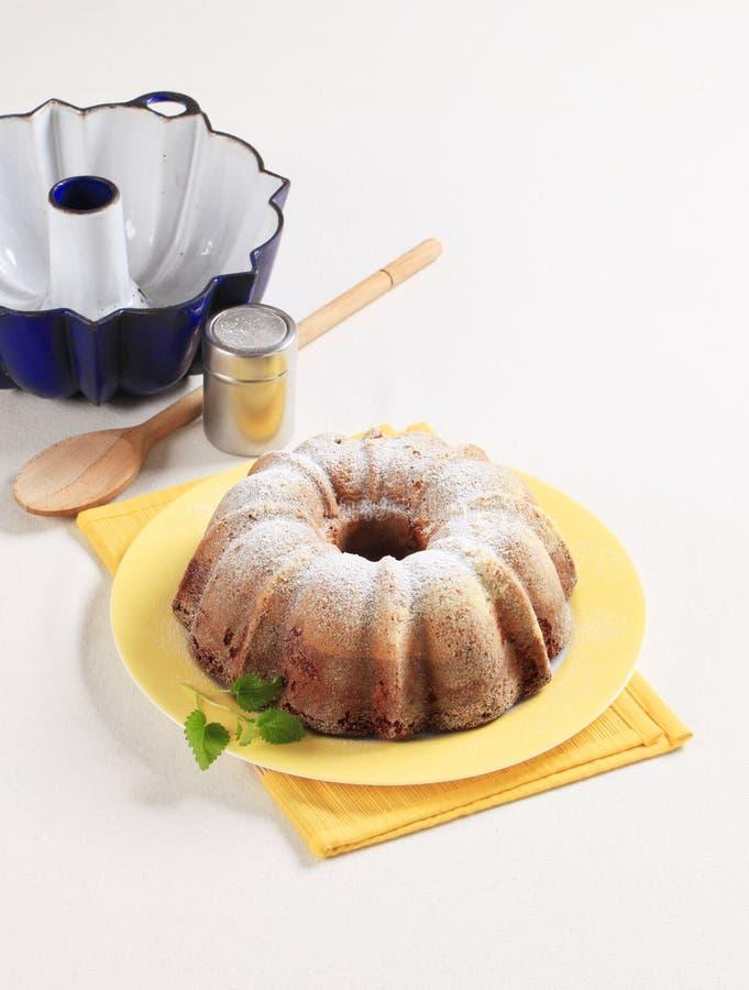 Bundt Cake Stock Photos
