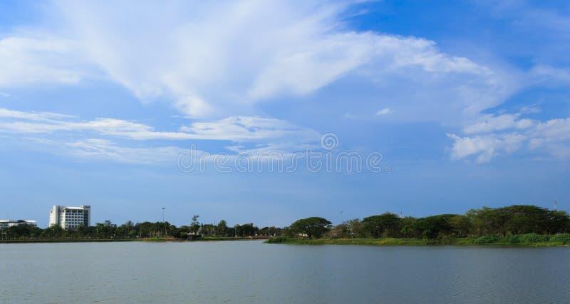 Bung Ta Lua park royalty free stock photo