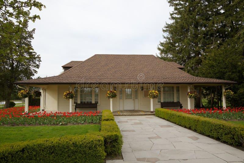 bungalow obrazy stock