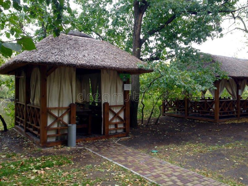 bungalow lizenzfreie stockbilder