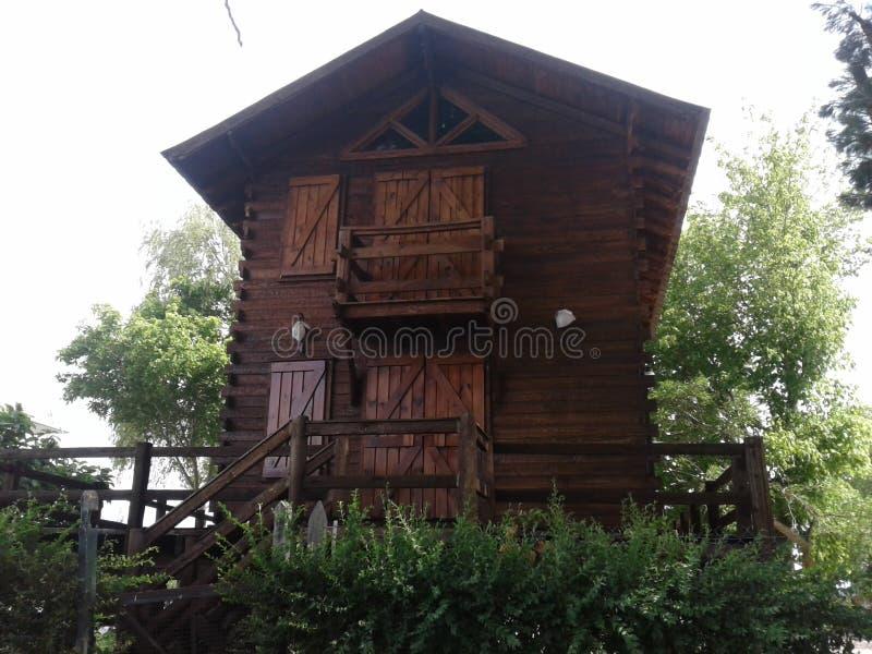 bungalow obrazy royalty free
