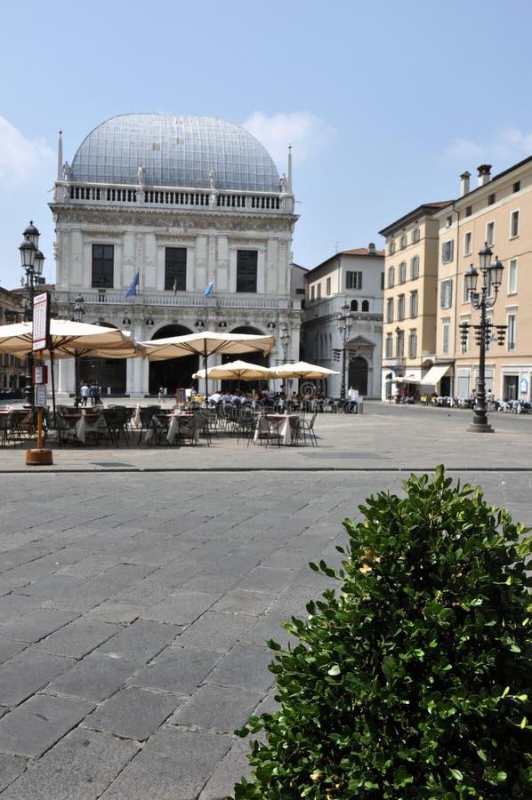 Bungalow de La à Brescia, Italie image stock
