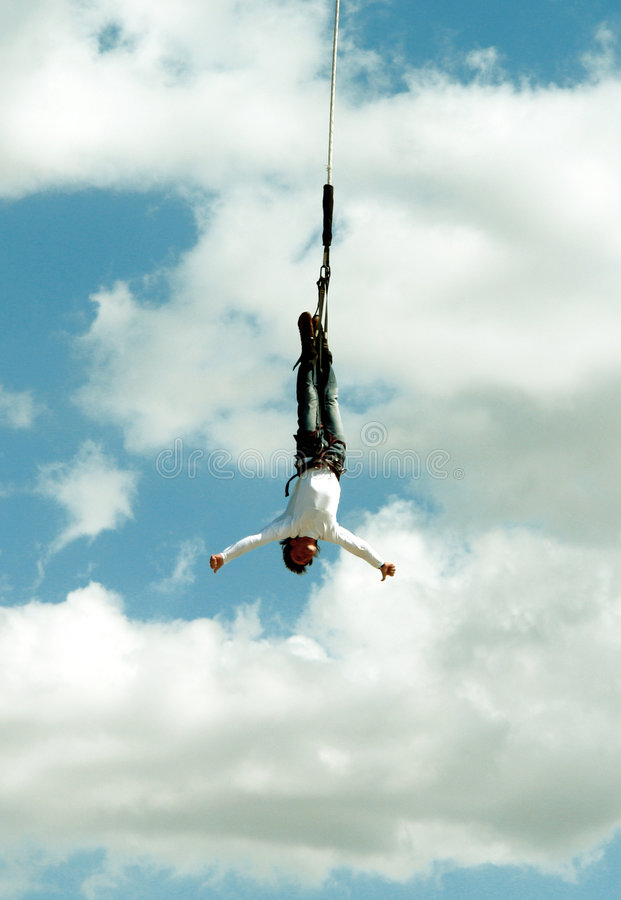Free Bungee Stock Photography - 6596352