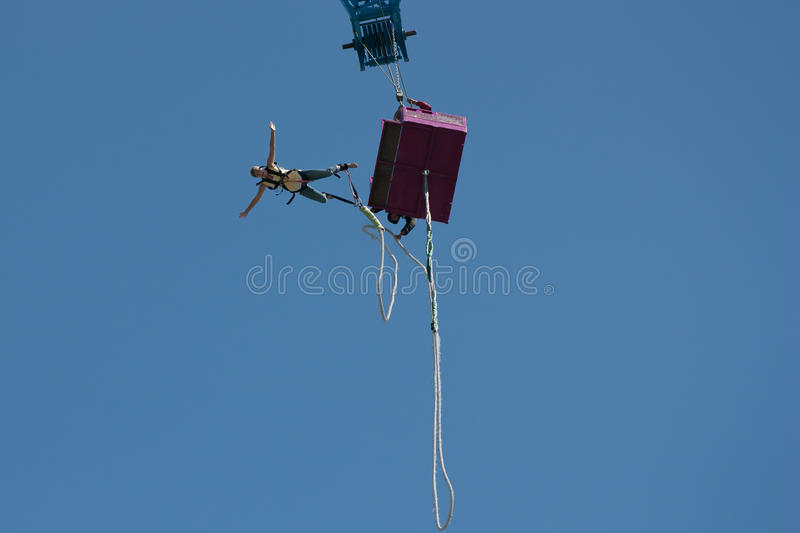 Download Bungee Jumper Editorial Stock Photo - Image: 20606253