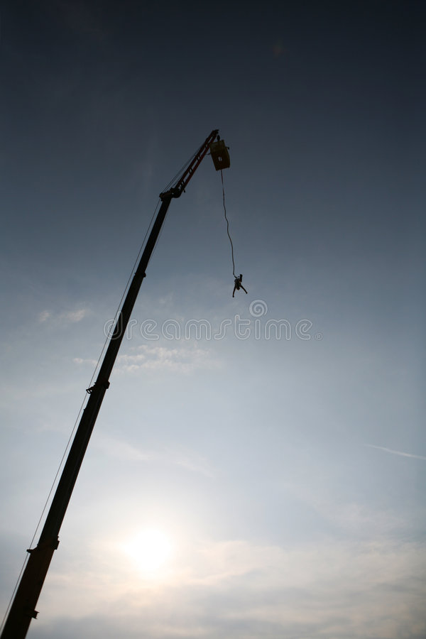 Download Bungee Jumping Stock Photography - Image: 2683662